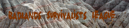 Badlands Survivalists League